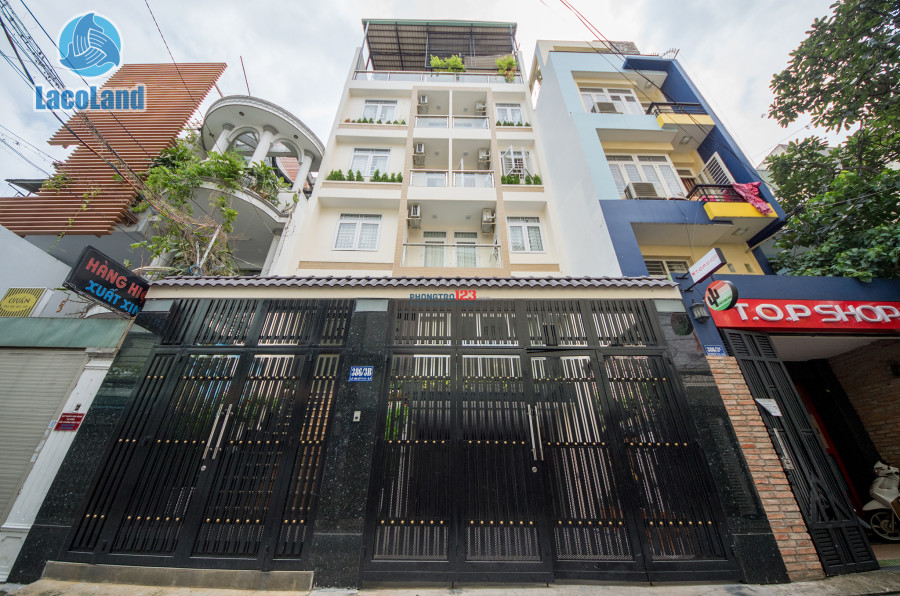 Căn hộ dịch vụ trung tâm quận 3 đường Lê Văn Sỹ, giá 9.5 triệu