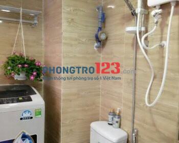 Căn hộ cao cấp 1 phòng ngủ, full nội thất Trần Phú, Q.5