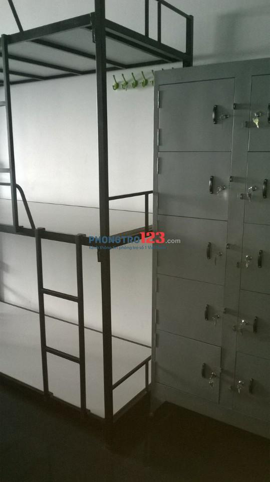 KTX máy lạnh cho thuê 450k khu vực Q.10