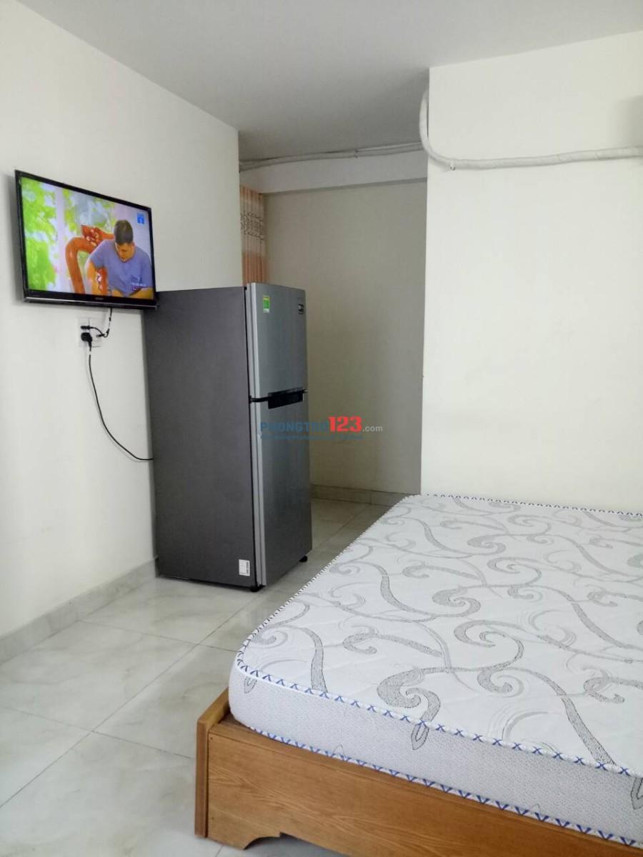Căn hộ giá rẻ, full nội thất sang trọng, số 8 Phan Huy Ích, quận Tân Bình