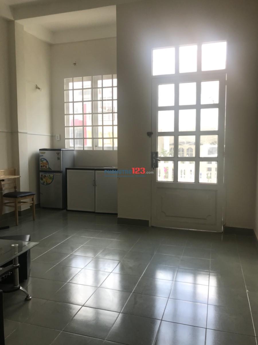 Căn hộ mini đầy đủ tiện nghi tại Quận Tân Bình