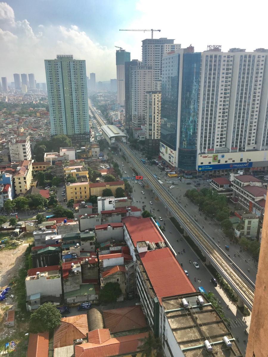 Tìm 2 nữ ở ghép tại chung cư 131 Trần Phú đối diện Học Viện Bưu Chính Viễn Thông