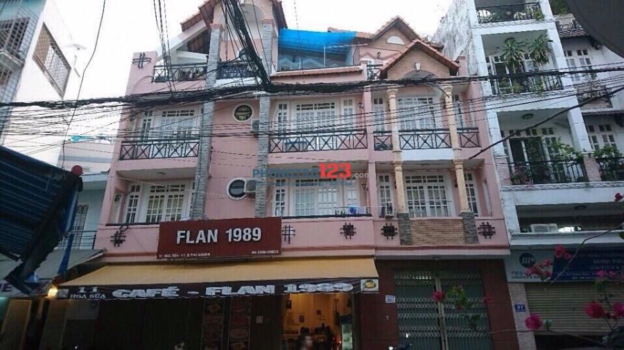 Cho thuê phòng trọ ngay trung tâm Phú Nhuận, đầy đủ tiện nghi