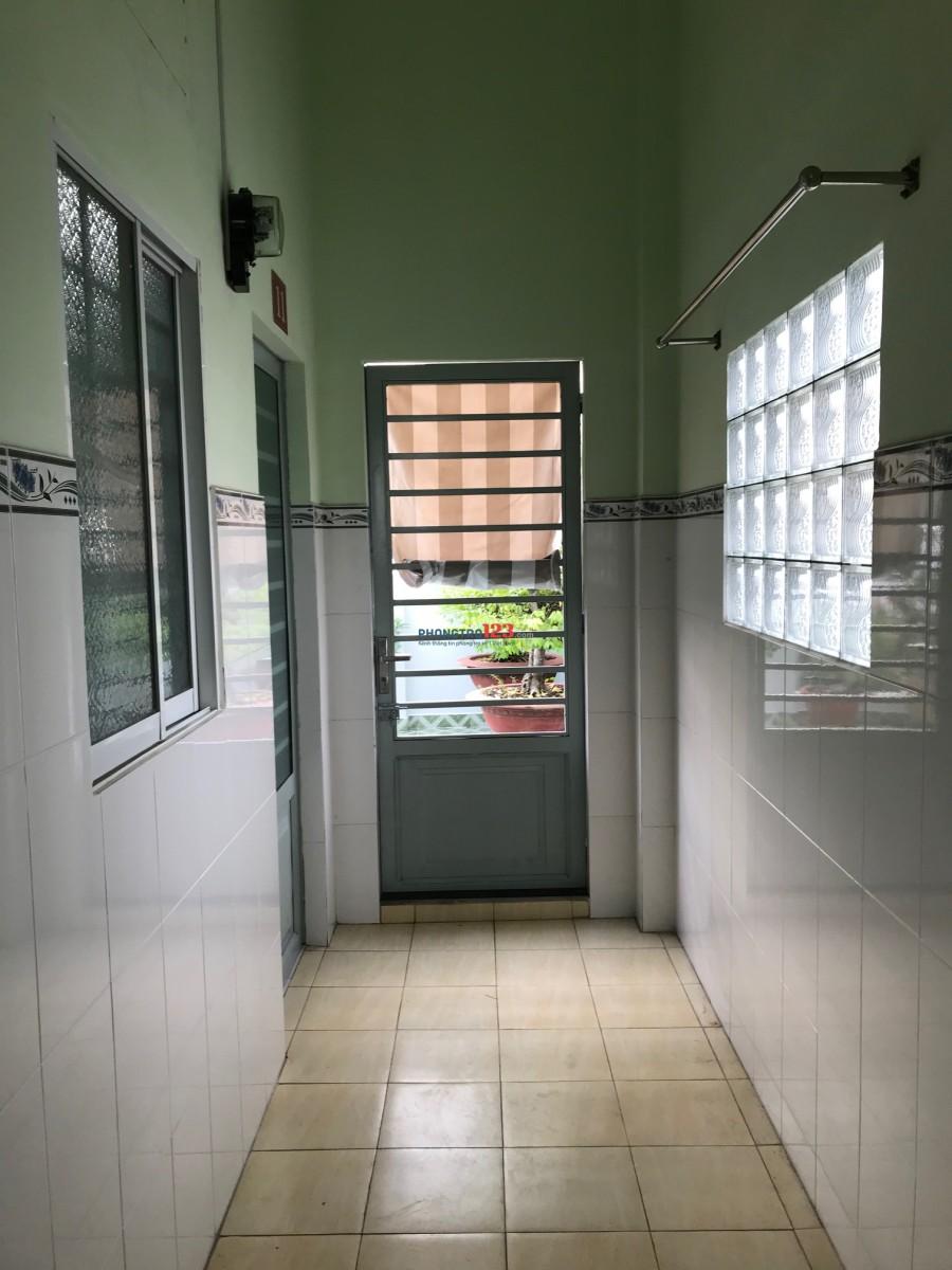 Cho thuê nhà trọ, Mã Lò, Quận Bình Tân. LH: 0898412524
