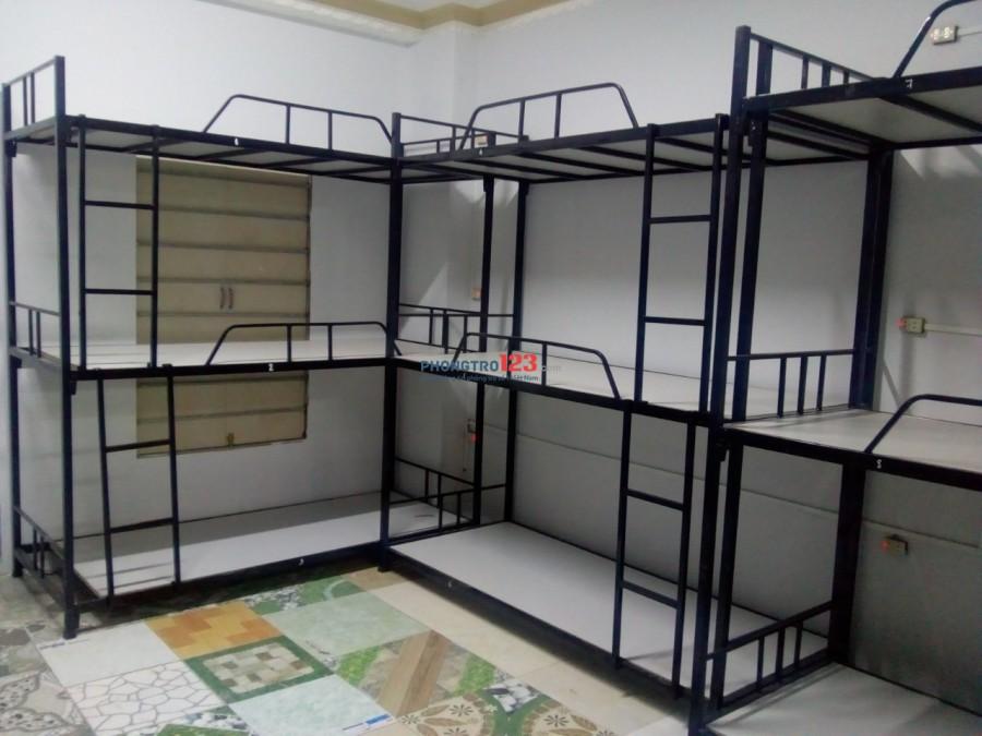 Cho thuê KTX siêu rẻ giá 450k/người/tháng ở Tân Bình