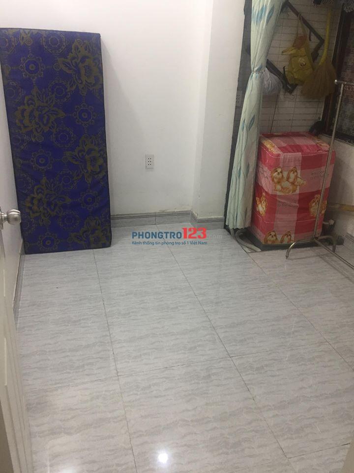 Cho thuê căn hộ chung cư Bàu Cát 2