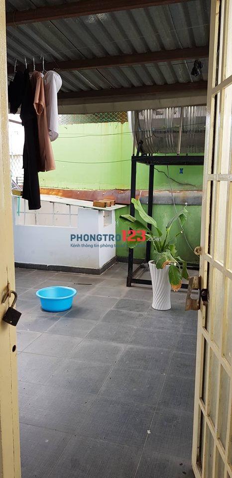 Cho nữ thuê phòng tại quận Tân Phú, thành phố HCM, gần Aoe Mall, chợ, trường học, thuận tiện đi lại