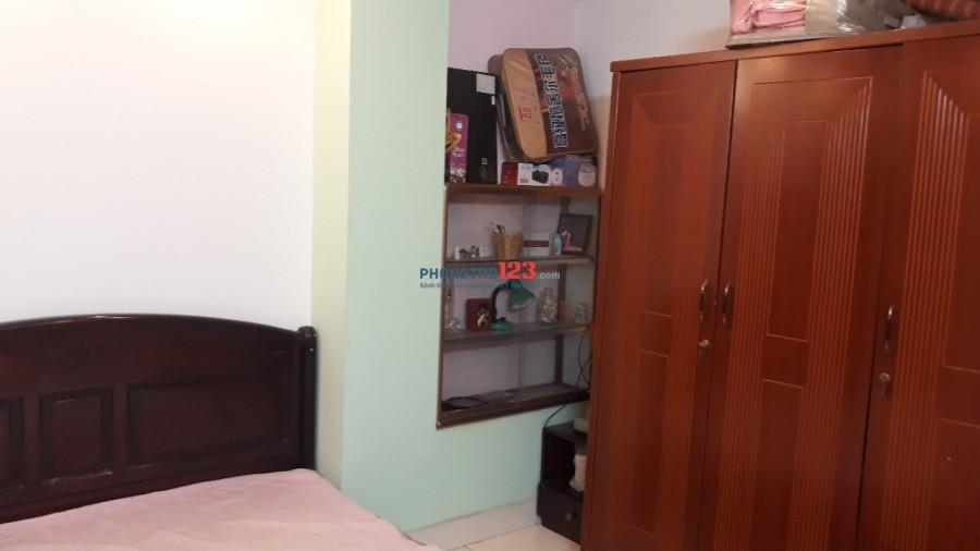 Phòng trọ đầy đủ tiện nghi Gò Vấp