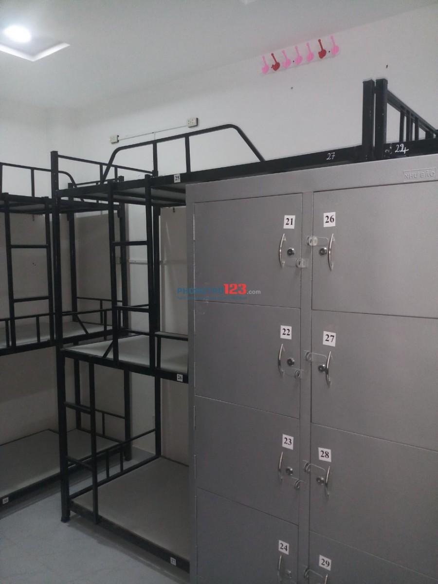 KTX máy lạnh cho thuê 500k Quận Bình Thạnh