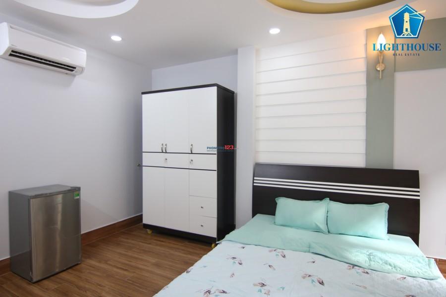 Cho thuê phòng full nội thất P.11, Phú Nhuận