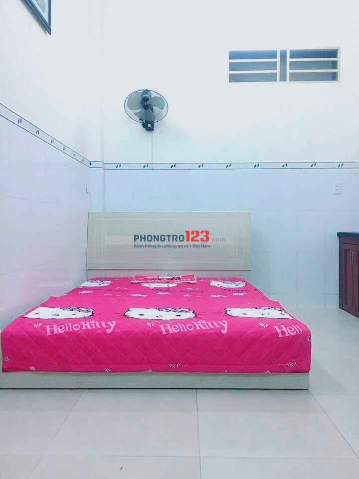 Phòng đủ nội thất ngay Q.Tân Bình