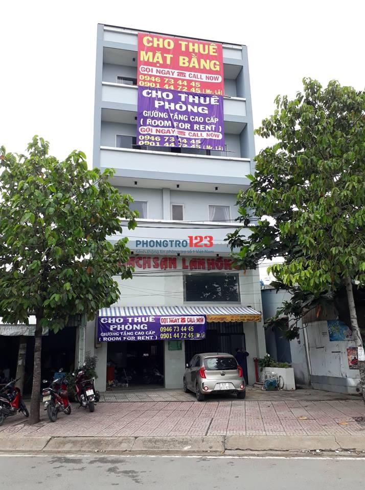 Phòng trọ gần Đại Học Quốc Gia Hutech, Nông Lâm, Khu Công Nghệ cao