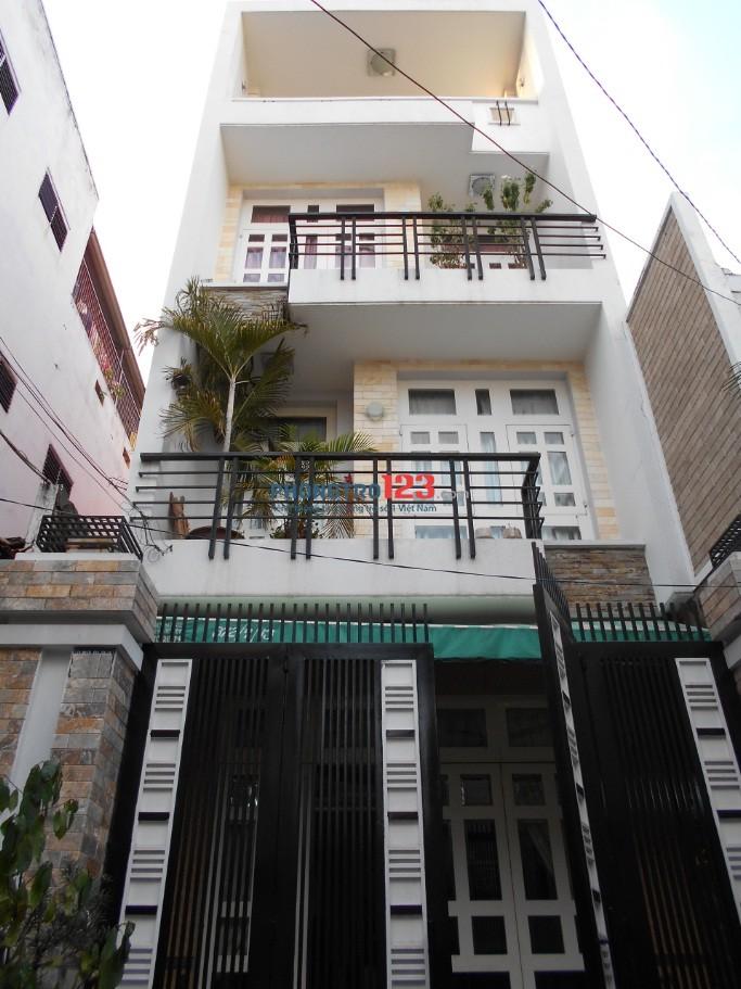 Cần Cho Thuê Nhà Nơ Trang Long (Gần ngã tư Nguyễn Xí)