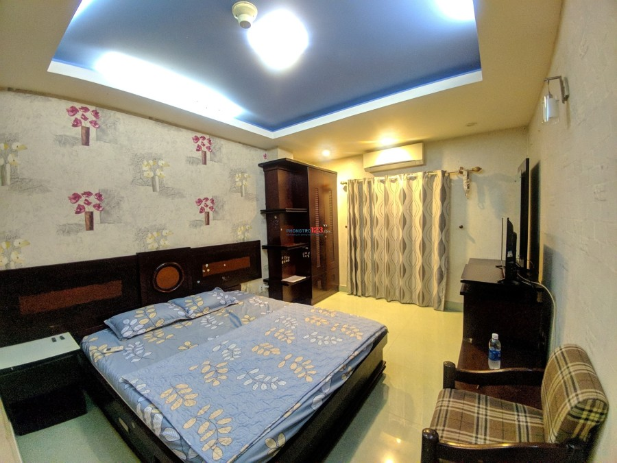Phòng đẹp 30m2 full tiện nghi nội thất đẹp ngay Điện Biên Phủ, Quận 3
