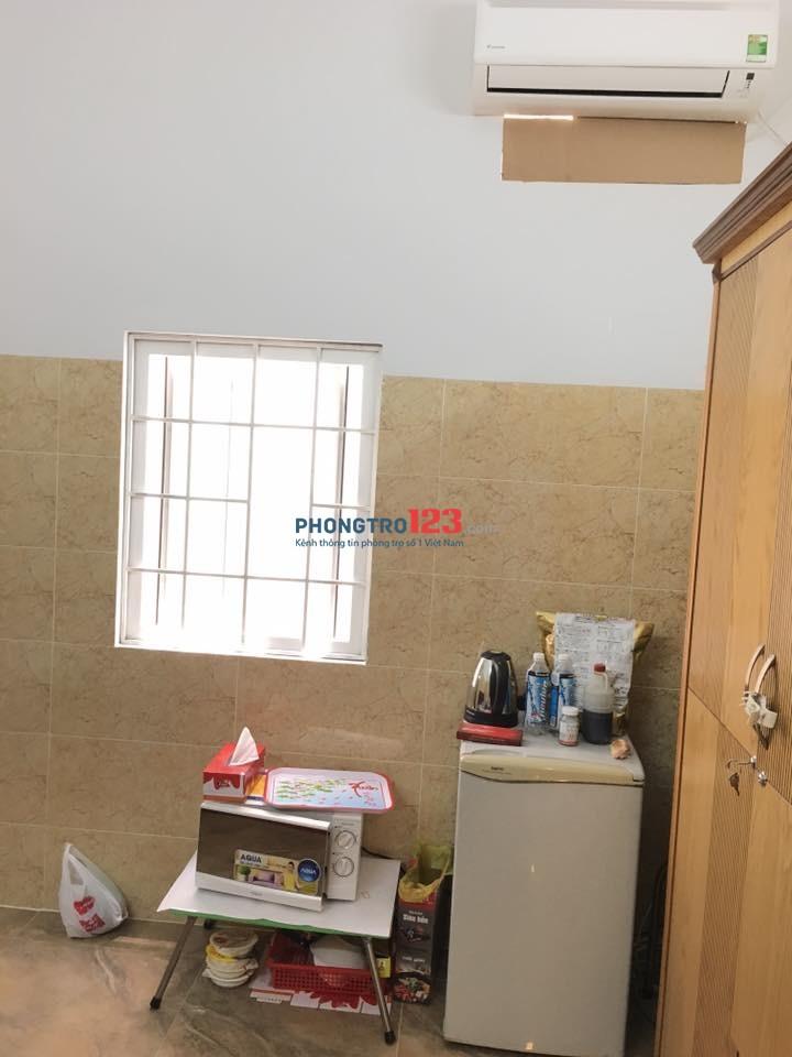 Phòng trọ cao cấp giá rẻ KCN Tân Bình