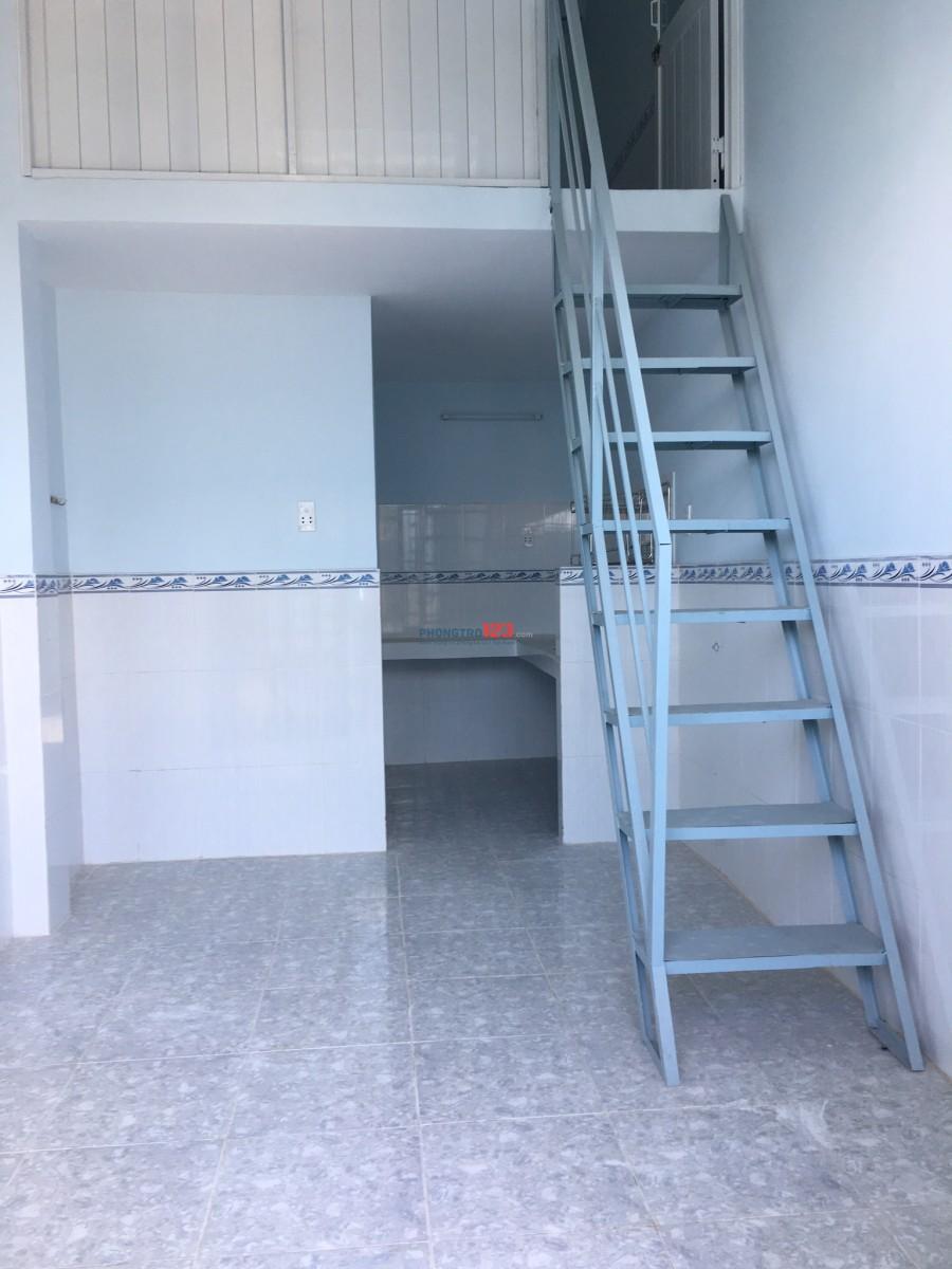 Cho thuê phòng trọ mới xây đường 160 Lã Xuân Oai