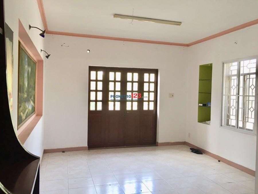 Phòng cho thuê có nội thất - Khu Trung Sơn