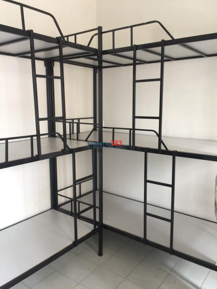 Phòng Ký Túc Xá máy lạnh giá chỉ 450k/người/tháng