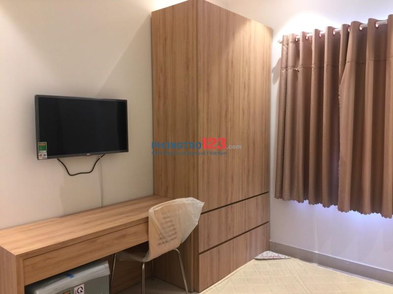 Phòng cho thuê Lý Thường Kiệt, Quận 10 (Phòng đẹp mới xây, full nội thất dọn Vào Ở Ngay)