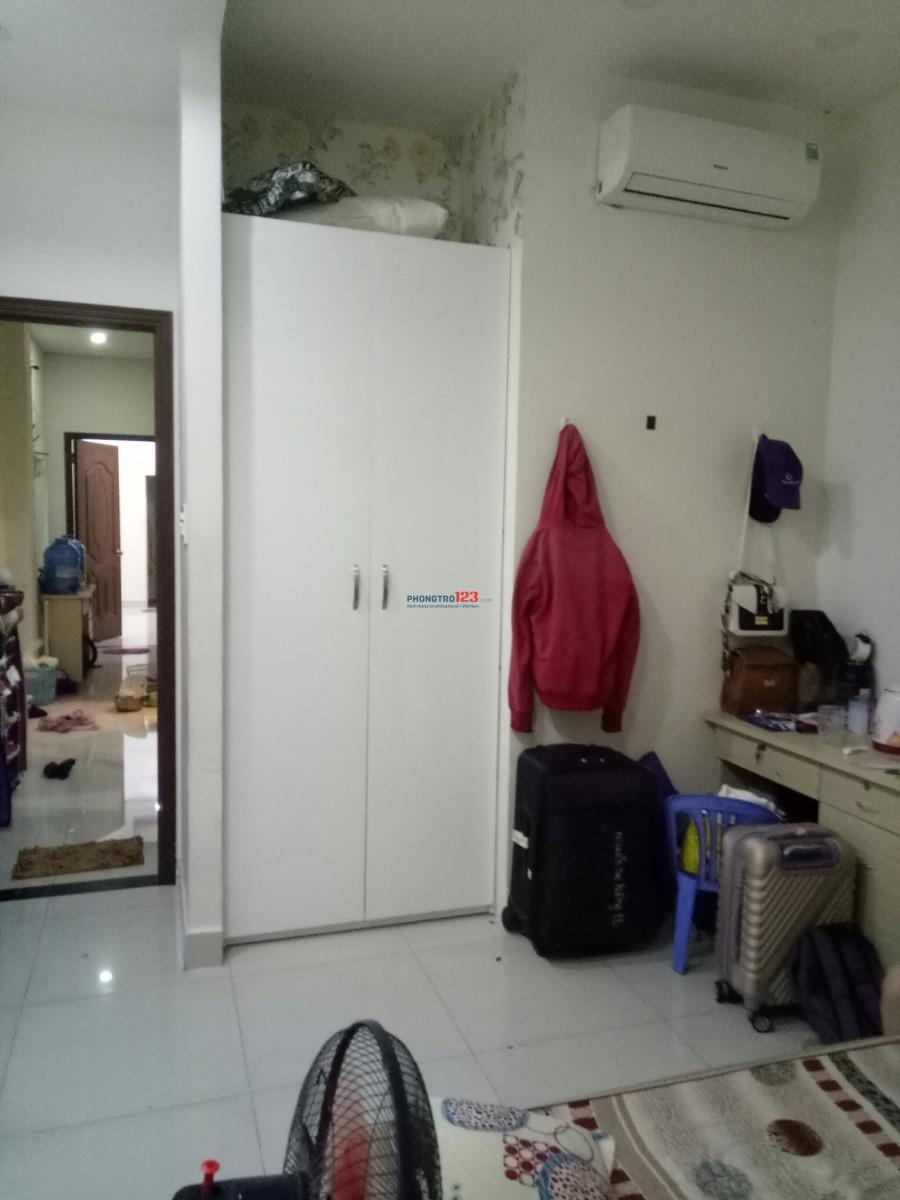 Phòng Quận 5 sát Hùng Vương plaza, đại học y dược, đại học Sư phạm, đại học hoa Sen (Có Ban Công Rộng)