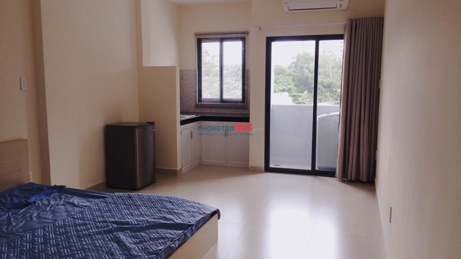 Phòng căn Hộ Mini Cho Thuê Full Tiện Nghi Mới Xây Ngay 12 Hoàng Hoa Thám, Bình Thạnh. LH: 01687205966