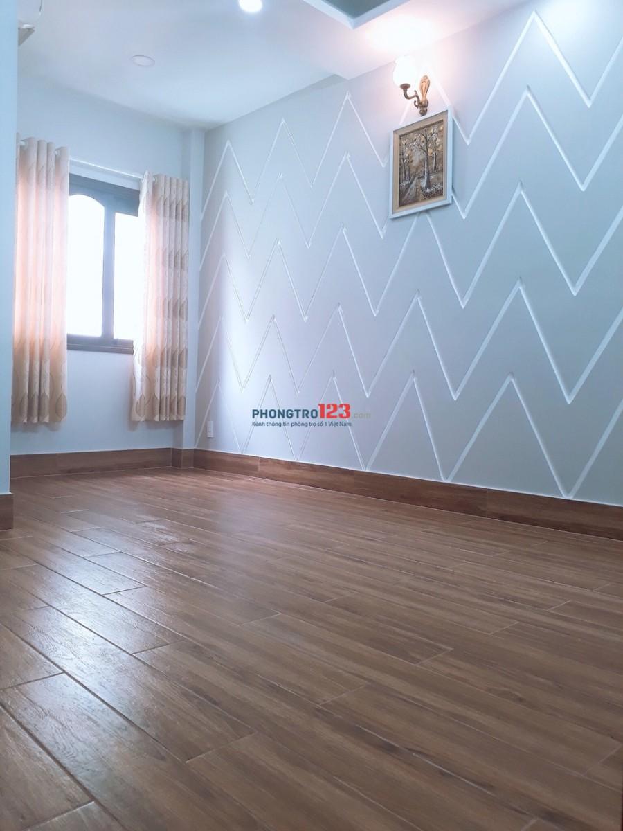 Cho Thuê Phòng Mới xây Full Tiện Nghi MT Huỳnh Văn Bánh, Ban Công Cửa sổ Thoáng Mát Như Hình. LH 01687205966