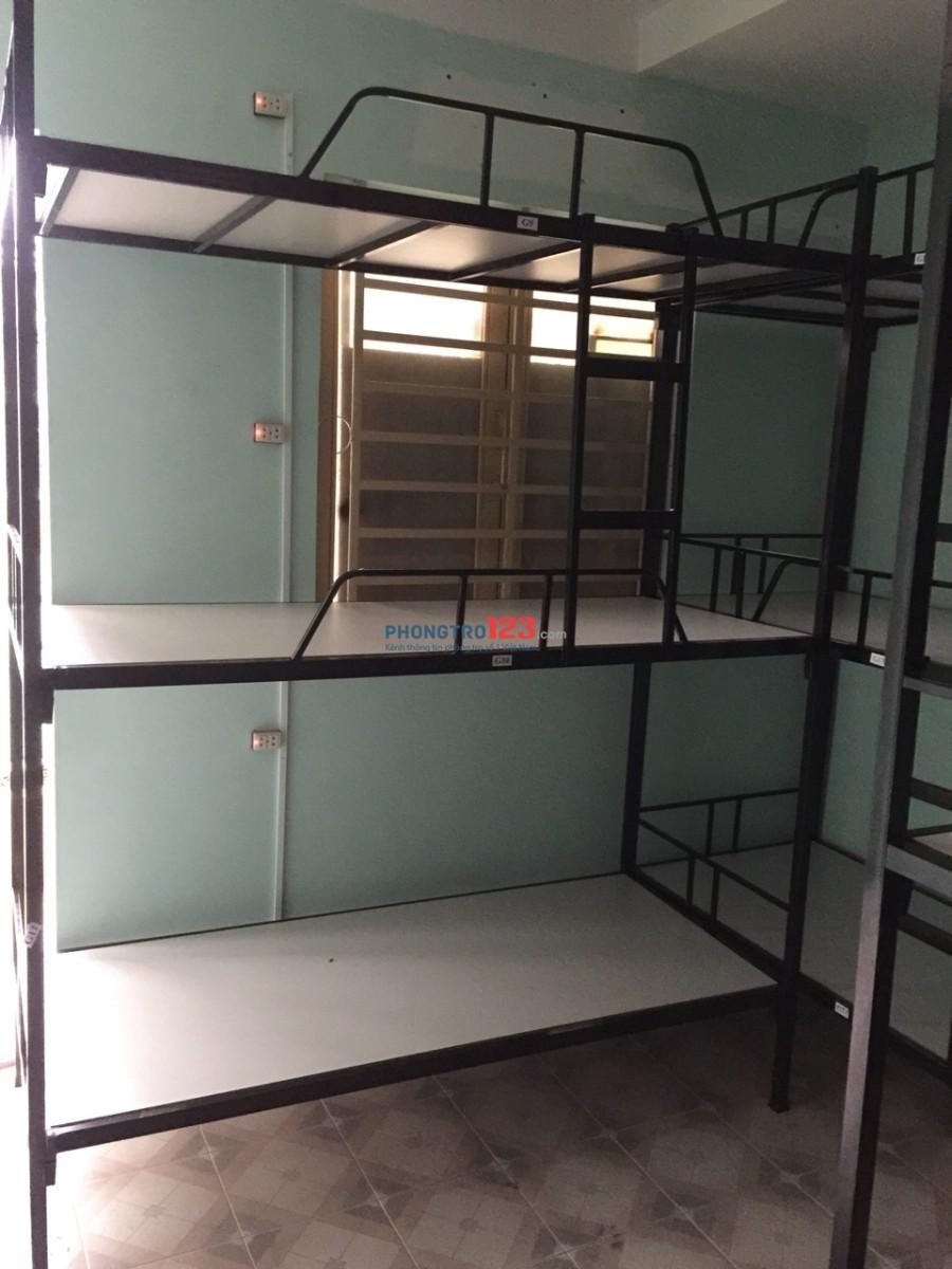 Ở Ghép Giường Tầng Giá Chỉ 450k, Gần Coop Mart Nguyễn Kiệm, Phú Nhuận