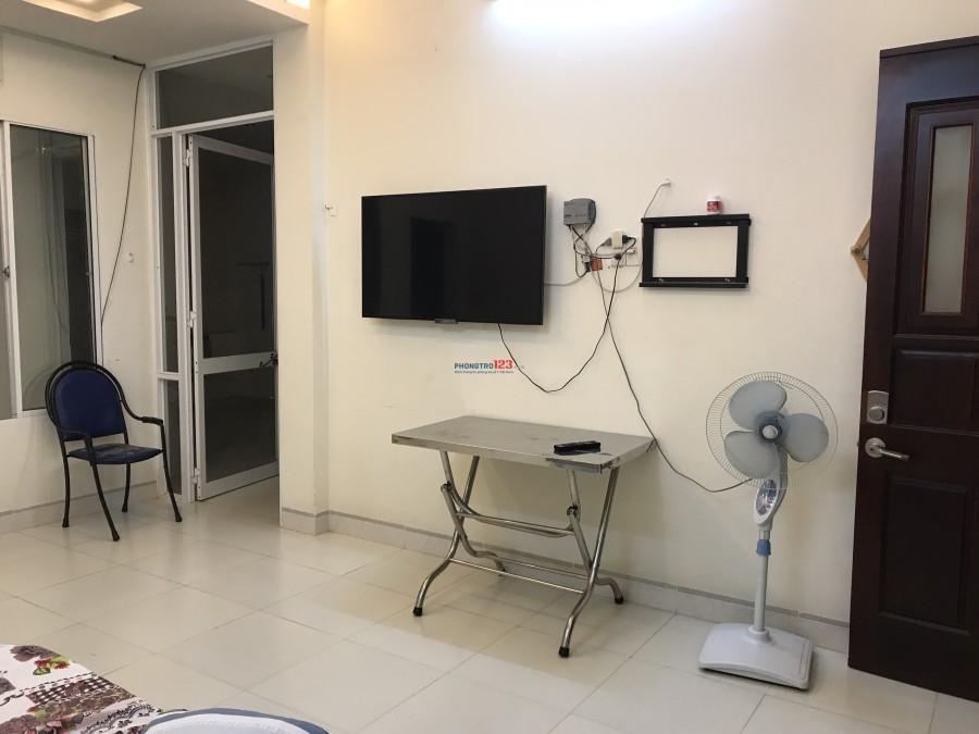 CHO THUÊ CĂN HỘ 1PN VÀ STUDIO Ở NHA TRANG