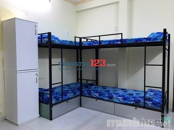 Cho thuê phòng trọ giá rẻ quận Tân Bình, ở ghép KTX