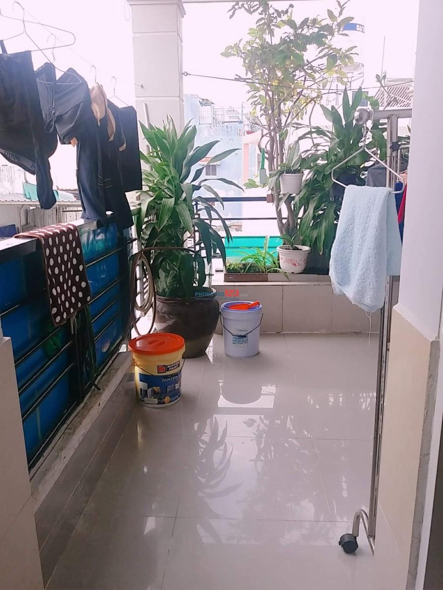 Tìm nữ ở ghép 1tr2 ngay Phan Đình Phùng, Phú Nhuận