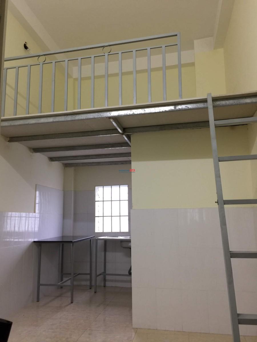 Cho thuê phòng trọ, phòng mới đẹp nằm trong nhà lầu kiên cố dạng chung cu mini xinh xắn an ninh