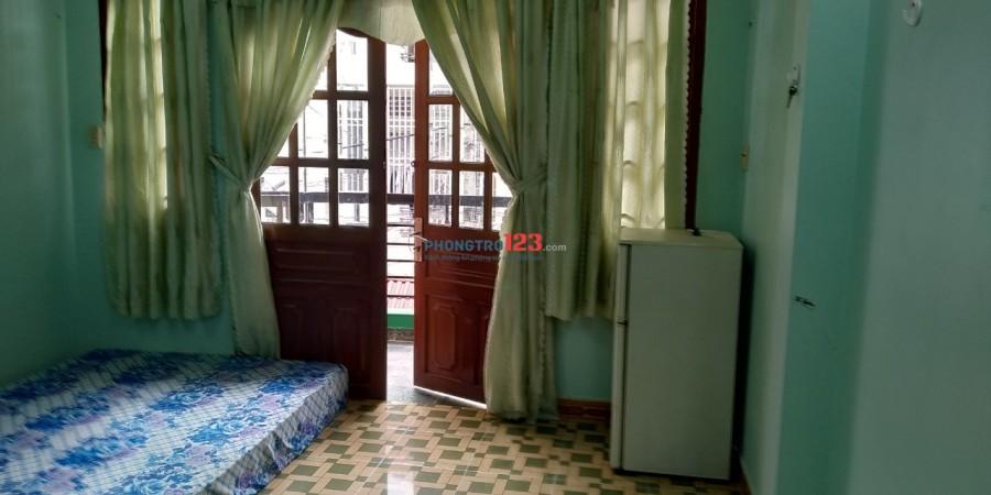 Phòng Trọ Mới Xây và Rộng Rãi tại Tân Bình