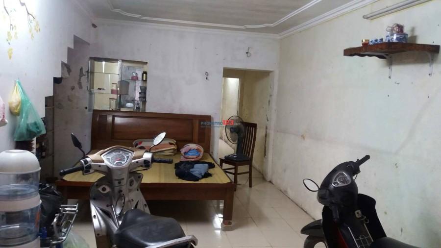 Cho thuê nhà riêng nguyên căn 100m2, giá 3 triệu