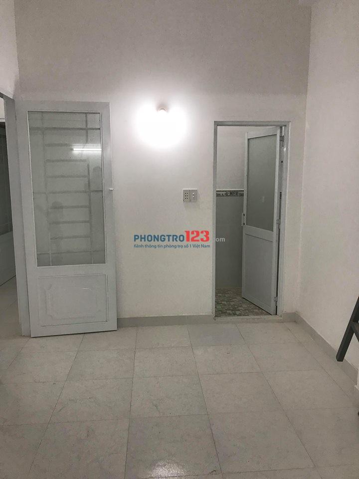 Cho thuê phòng trọ quận Tân Phú - Phòng mới - Riêng Tư