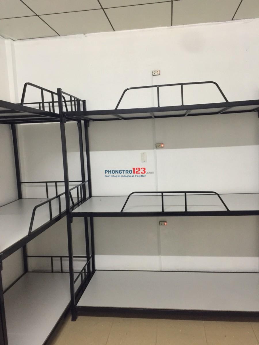 Phòng KTX máy lạnh 3/2, Q.10 giá chỉ 500k/người/tháng