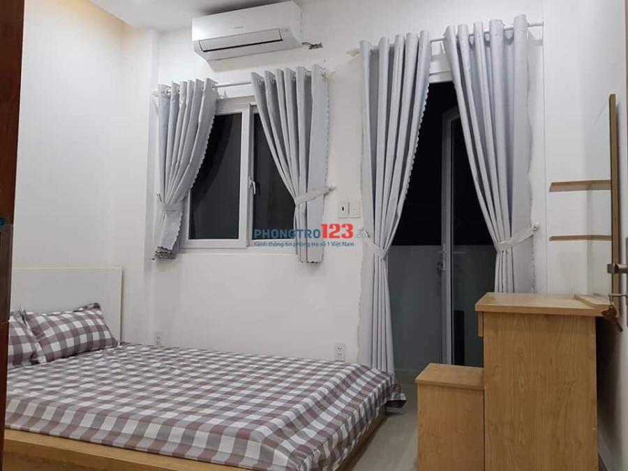 Cho thuê căn hộ mini MT Bàu Cát, Tân Bình