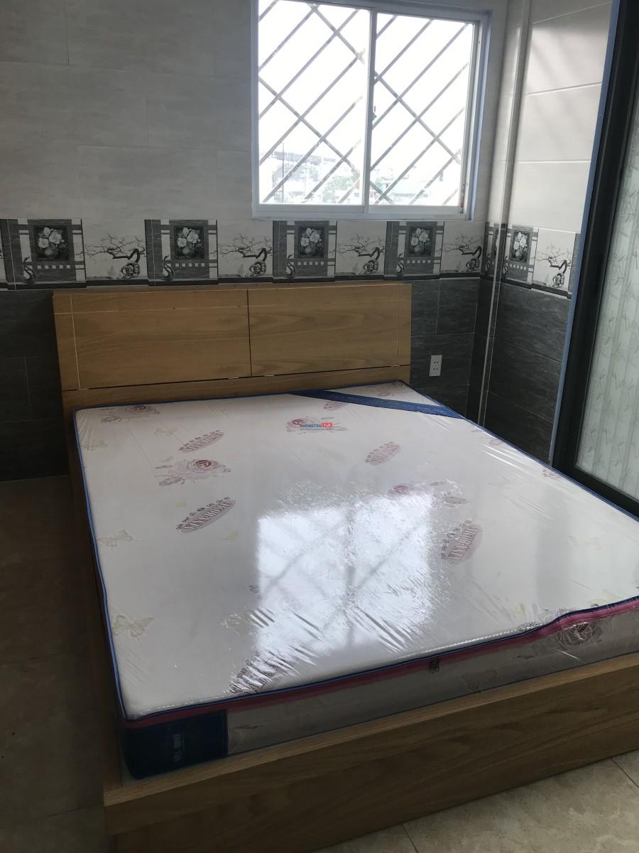 Căn hộ mini full nội thất Hoà Bình Đầm Sen