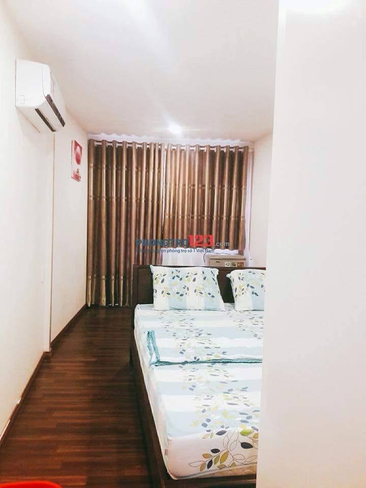 Phòng full nội thất sạch đẹp Lê Văn Sỹ, Q.3