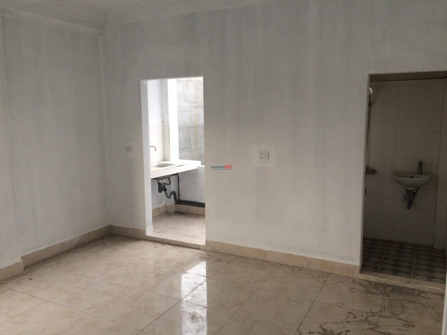 Nhà trọ mới đẹp, sạch sẽ tại Hoài Đức - Hà Nội