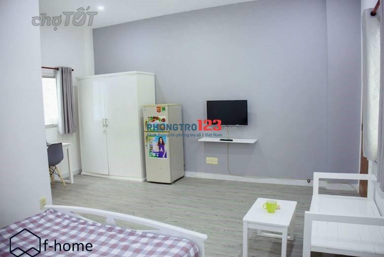 Cho thuê phòng cao cấp trung tâm quận Bình Thạnh, đường Hoàng Hoa Thám