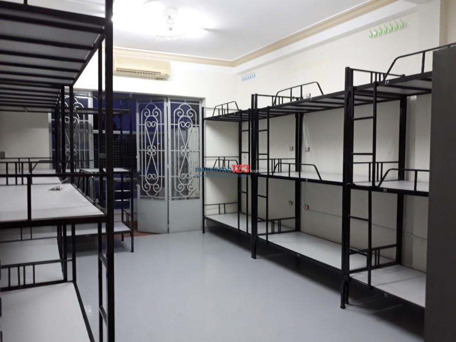 KTX máy lạnh cho thuê giá rẻ chỉ 450.000đ/tháng