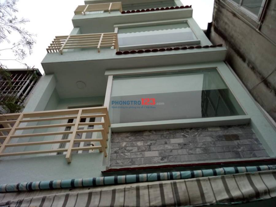 Phòng trọ mới xây cao cấp, thang máy, bảo vệ 24/24, gần ĐH Nguyễn Tất Thành