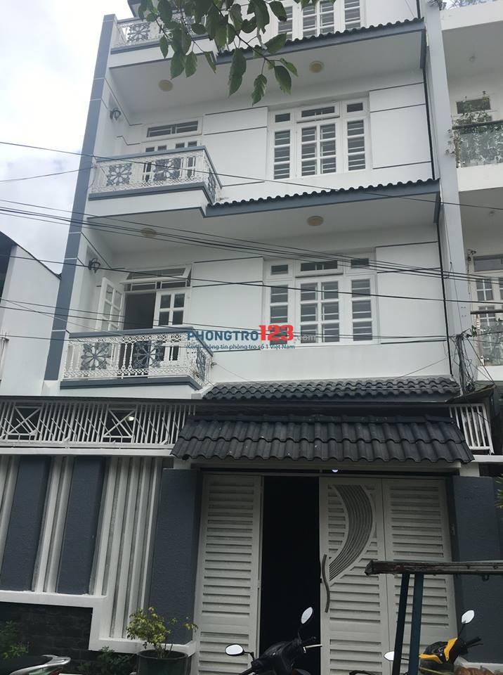 Cho thuê phòng trọ rất đẹp, có gác rộng, tolet riêng gần Lotte Quận 7