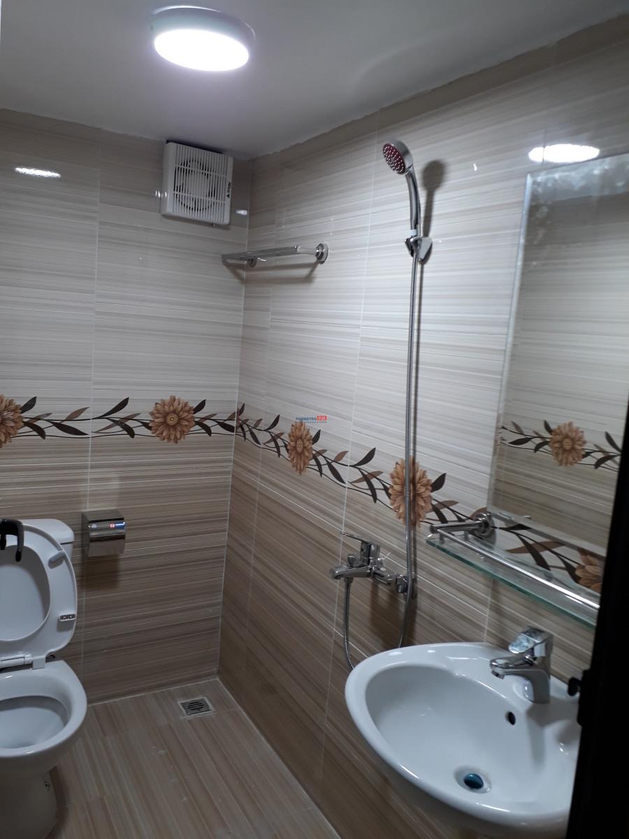 Chính chủ cho thuê chung cư mini mới xây - cách ngã tư Vạn Phúc - Tố Hữu 500m
