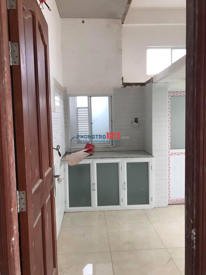 Cho thuê phòng 20m2 mới xây cực sang, gác lửng gần Lotte Quận 7