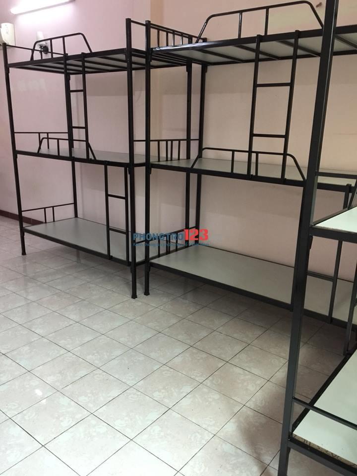 Kí túc xá giường tầng 450k/1 người tại Quận 7