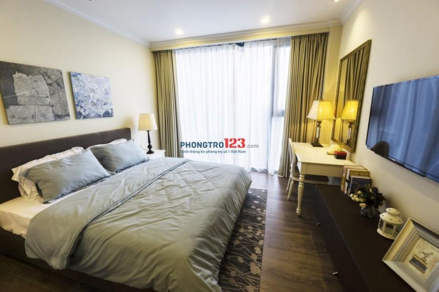 Cho thuê căn góc đẹp The Artemis đầy đủ nội thất 5 sao view thành phố LH: 0971361507