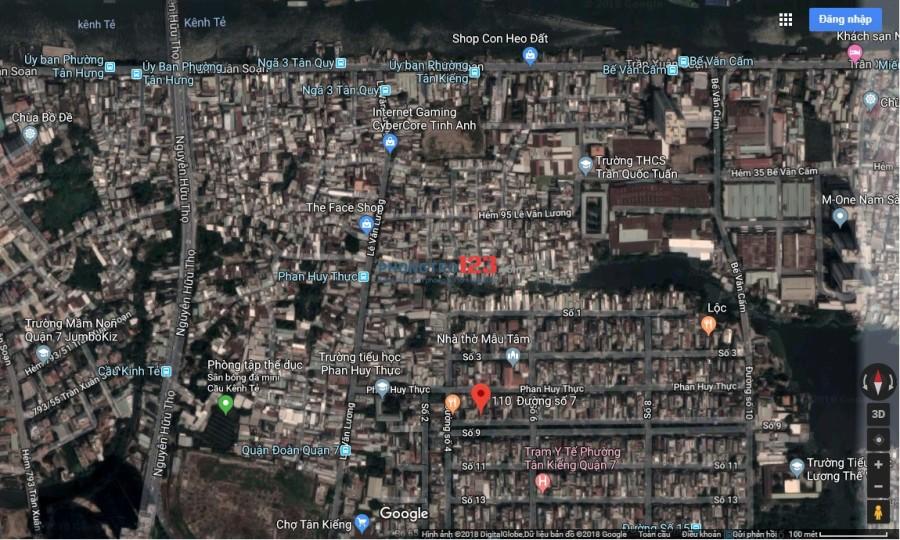 Ở ghép nhà Biệt Thự gần Lotte Mart Q.7 chỉ 1,6 tr/tháng, miễn phí: điện, nước, wifi, giữ xe...