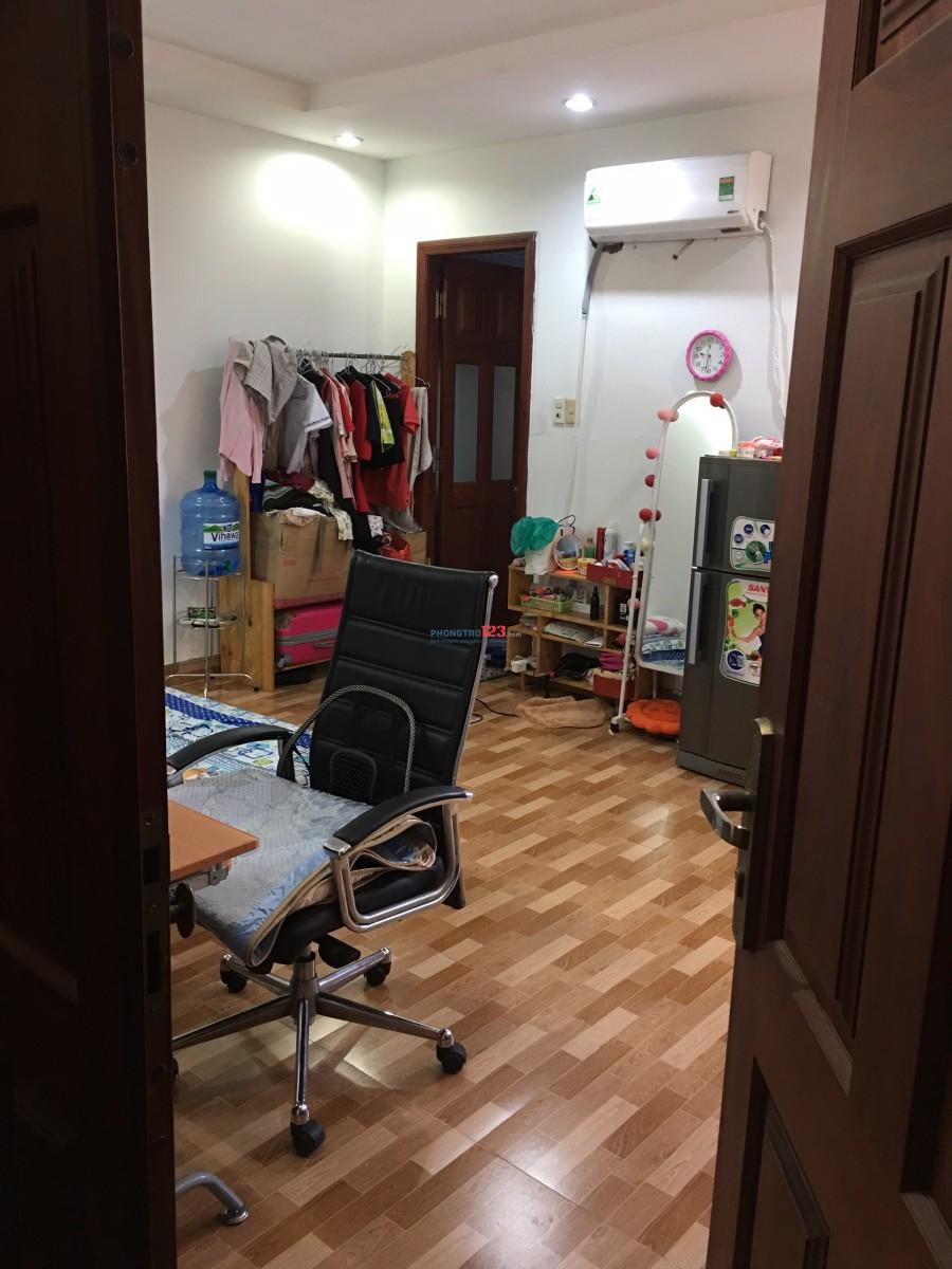 Cho thuê phòng trọ sạch đẹp Phan Văn Trị vào ở ngay