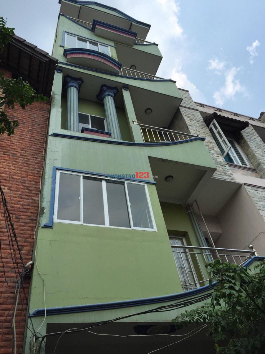 Phòng có nội thất, cửa sổ,Giờ tự do ở 156 Huỳnh Tấn Phát, Q.7, gần KCX Tân Thuận, ĐH Nguyễn Tất Thành